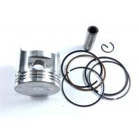 Aluminum Motorcycle Engine Parts Piston And Rings Kit CD100 High Performance