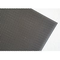 China Weave Type Stainless Steel Decorative Wire Mesh For Security Window Screens on sale