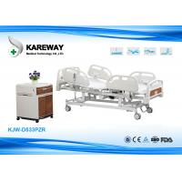 Motorized Full Electric Hospital Beds With Side Rails For Paralyzed Patients for sale