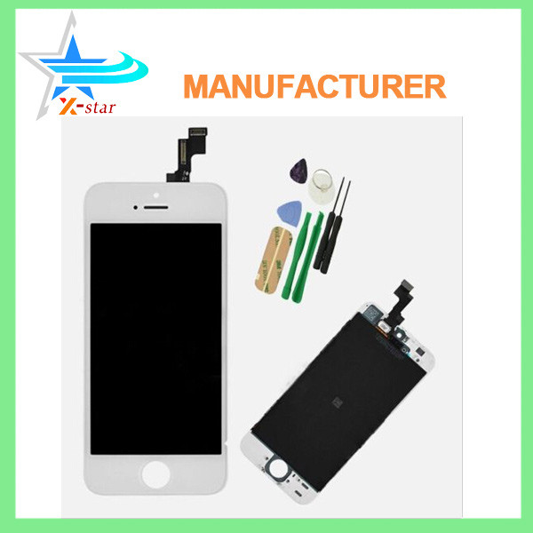 lcd replacement display and touch screen digitize for iphone 5s