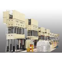 China SMC Sheet Molding Compounds Product Servo Press Machine , Servo Driven Press wholesale