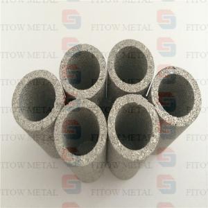 China China Manufacturer Sinter Metal Powder Filter Cartridge/Stainless Steel Filter Elements wholesale