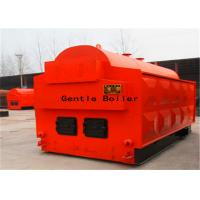 China Steam Generator Small Wood Pellet And Wood Chip Fired Biomass Steam Boiler For Drying Cleaning on sale