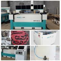 China 1500*2000mm waterjet cutting machine with 420Mpa high pressure pump for granite wholesale