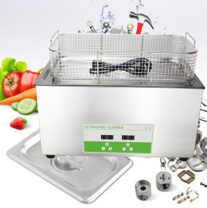 China Farm Disinfecting Washing Machine Ultrasonic Cleaner For Harvest Knife Onion Hoe Shovel Gardening Tools wholesale