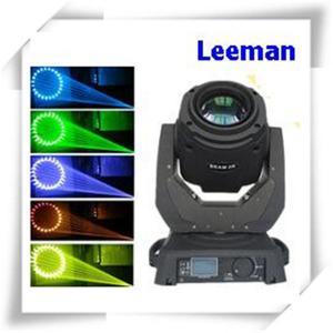 Rainproof 15r Sharpy Moving Head Light With Dot - Matrix Display , 5°-27° Linear Zoom