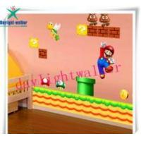 Buy cheap Supermario Wall Sticker from wholesalers