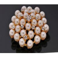 China Imported Alloy Fashion brooch With Italy Imported Glue wholesale