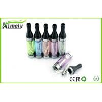 Original Ce4 E Cig Rebuildable Atomizer T2 Clearomizer 2.4ml With No Burning Smell