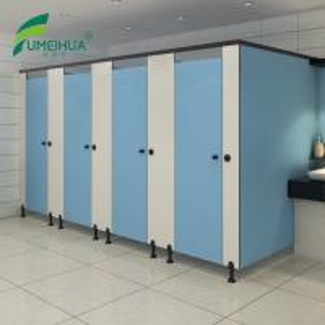 China Durable Phenolic Resin HPL Laminate Toilet Cubicle made in china wholesale