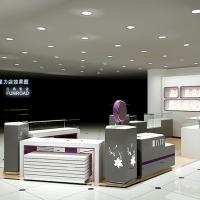China Jewelry Exhibition Display Museum Glass Table Showcase wholesale
