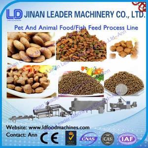 China floating animal feed extruder machine  pet food machine wholesale