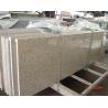 China yellwo granite countertop wholesale
