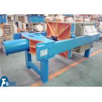 China Polypropylene Plate Industrial Filter Press Wastewater Treatment Equipment Usage on sale