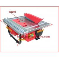 China 600W 180mm mini electric tile cutter/tile cutting machine for 45 degree,tile saw,stone saw, brick saw wholesale