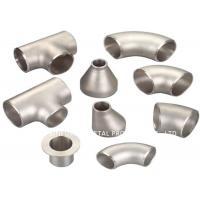 China 300 Series Stainless Steel Pipe Fittings ANSI B16.9 Wall Thickness Sch5 - Sch160 wholesale