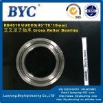 Produce Crossed Rolller Bearings RB4510 UU CCO/P2