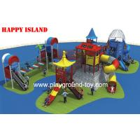Imported Plastic Outdoor Playground Equipment For Kids