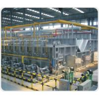 China High efficiency natural gas, oil, coal gas walking beam steel tube tampering furnace on sale