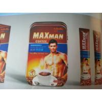 China MaxmanCoffee Sex Products for Men to Be Strong 6G*8SACHETS wholesale