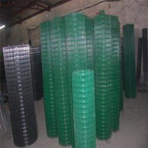 China PVC coating welded mesh factory wholesale