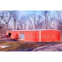 Buy cheap Prefabricated Steel Structure Warehouse Building (S-S 012) from wholesalers