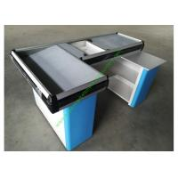 Buy cheap Customized Color Grocery Store Retail Cashier Desk / Stylish Cash Table For from wholesalers