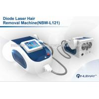 China Permanernt and painless portable 808 nm diode laser hair removal machine wholesale