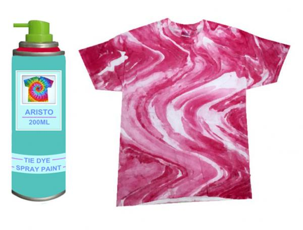 Quality Fabric Spray Paint Aristo Tie Dye Spray  for DIY Non - toxic for sale