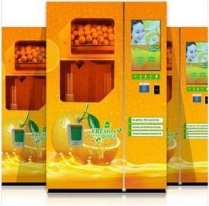 China Automatic Orange Juice Machine wholesale