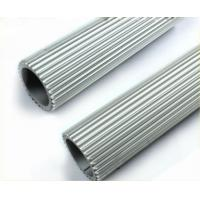 China 6063 Aluminum Heatsink Extrusion Profiles Shape Customized For LED Lighting wholesale