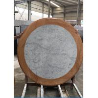 China Stone Granite table Countertops Polished white color wholesale