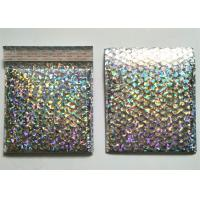 China Eco Friendly VMPET Holographic Bubble Mailers 5X10 #00 Shock Resistance on sale