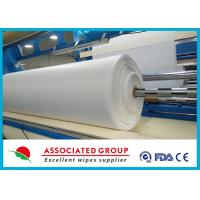 China Needlepunch Non Woven Roll With Viscose&Polyester / ES / PP, 40~1200GSM wholesale