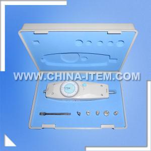 China IEC 60335-2-24 Figure 102 Digits Display 10N Push Pull Force Gauge wholesale