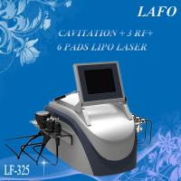 2015 HOTTEST!! Portable Cavitation RF Lipo Laser Machine For Sale