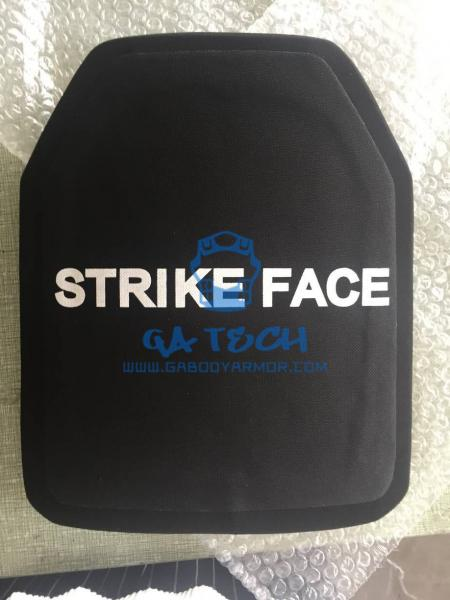 Quality ballistic armour/ polyethylene plates / armor plate / bullet proof vest plate / tactical gear plates for sale