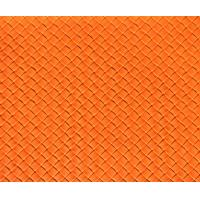 China Brightness Grid Faux Leather Fabric For Handbags With Spunlace Nonwoven Fabric wholesale