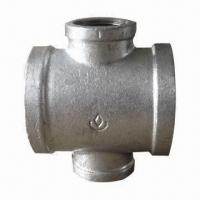 China Malleable Fittings, Used in Various Pipelines to Convey Gas, Water and Oil wholesale