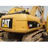 China 2007 Japan Caterpillar second hand CAT 320D excavator wholesale