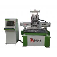 China AC380V/50HZ Automatic Wood Carving Machine With Power Failure Recovery Features wholesale