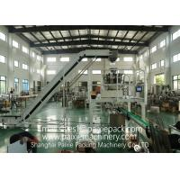 China High speed fully automatic Bag Filling Machine with low noise wholesale