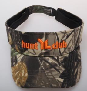 Custom Camouflage caps,Real tree camo sun visor hats
