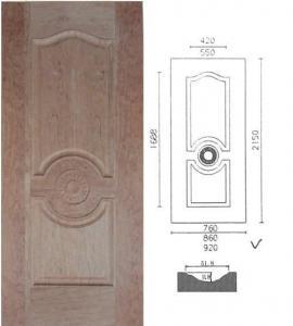 China China supplier wood door skin, MDF door skin, plywood door skin wholesale