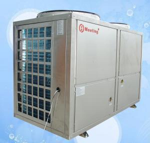 European Standard Electric Air Source Heat Pump Low Temperature Work For Greenhouse Heating