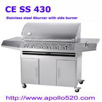 China Stainless Gas Barbecue Grills wholesale