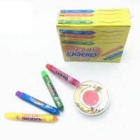 China Grape Strawberry Jelly Candy Pen Shape Liquid Fruit Jelly Jam In Stick Tube on sale