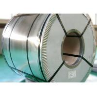 Buy cheap Champagne Gold Cold Rolled Stainless Steel Coil With 2B / BA Surface Finish from wholesalers