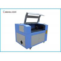 China CO2 Cnc Laser Cutting Machine 6090 With DSP Control Steeper Motor Glass Tube wholesale