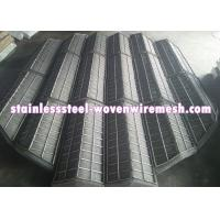 China Waveform Ss Wire Mesh Demister Pad Bottom Loading100 - 150mm Thickness Durable on sale
